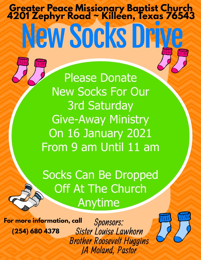 3rdsaturday16january2021crisisclosetsockdrive.jpg